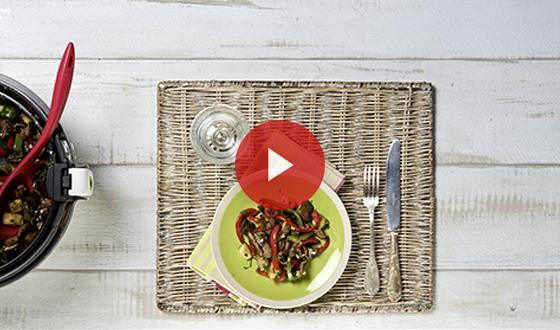 Mediterranean Vegetable
